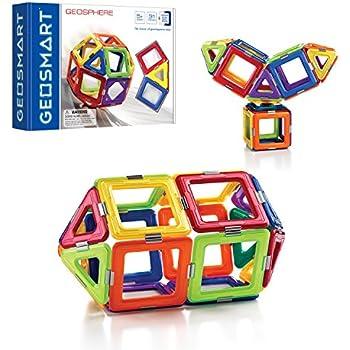 GeoSmart GeoSphere Set 31 Teile Bau- & Konstruktionsspielzeug-Sets