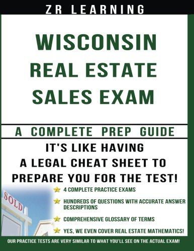 Wisconsin Real Estate Sales Exam: A Complete Prep Guide