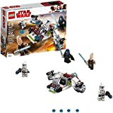 LEGO Star Wars Jedi & Clone Troopers Battle...