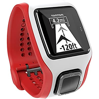 TomTom Runner Cardio Watch - Men's