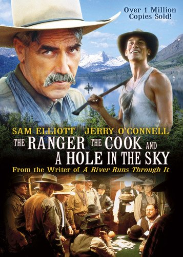 DVD : The Ranger, The Cook and a Hole in the Sky (Full Frame)