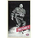 Tomas Plekanec Hockey Card 2015-16 Montreal Canadiens Postcards #19 Tomas Plekanec