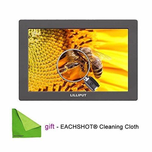 LILLIPUT 7 Q7 Full HD on-Camera Metal Slim with SDI and HDMI