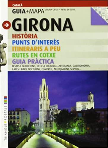 Amazon.com: GUIA I MAPA DE GIRONA (CATALA) (9788484782902 ...
