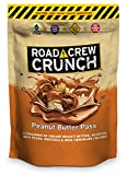 Road Crew Crunch Peanut Butter Pass Snacking Clusters, 1 Pound Bag