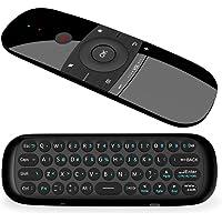 Ratón de Aire, Teclado Inalámbrico y Ratón para Android TV Box, Smart TV, Ordenador, portátil, proyector, HTPC, IPTV…