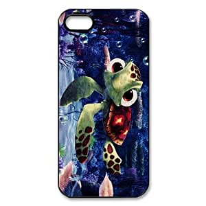 iphone 5 Case/iphone 5s Covers Hard Back Protective-Unique Design Cartoon Turtles Case Perfect as Christmas gift(3)
