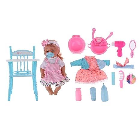 Mini Accesorios de Casa de Muñecas DollhouseDIY Simulación ...