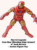 Review: Marvel Legends Iron Man (Bleeding Edge Armor) 6