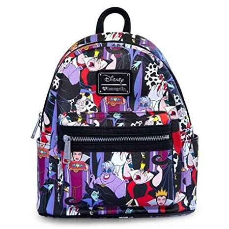 Loungefly X Disney Villains Mini Backpack