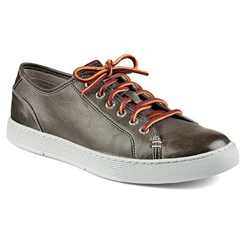 Sperry Zapatos de Hombre Deporte Casual Cuero ASV Gold Cup Zapatillas gris