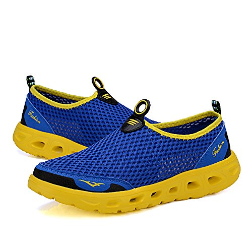 Men Women yellow Jacky's Sandals Beach Fashion Outdoor Trekking Ultra Shoes Blue Sneakers Water Quick River Footwear rppExnqt