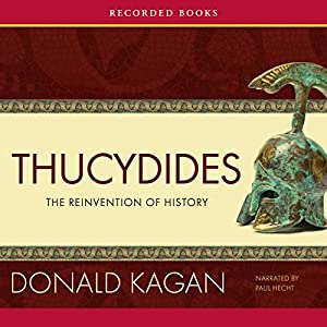 Thucydides: The Reinvention of History Audiobook