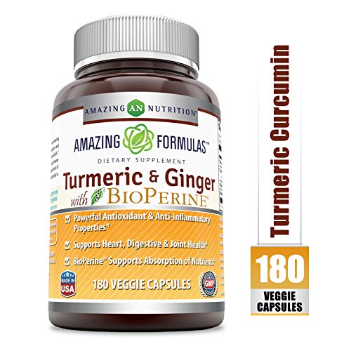 Amazing Formulas Turmeric Curcumin BioPerine product image