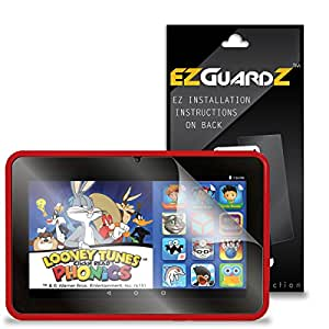 """(2-Pack) EZGuardZ Screen Protector for ClickNKids Epik Learning Tab 7"""" Kids Tablet (Ultra Clear)"""