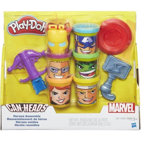 play doh super hero - 4