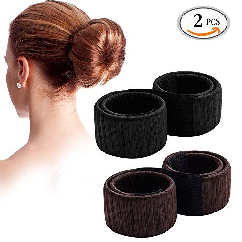 MLMSY Styling Beautiful Hairstyle Doughnuts