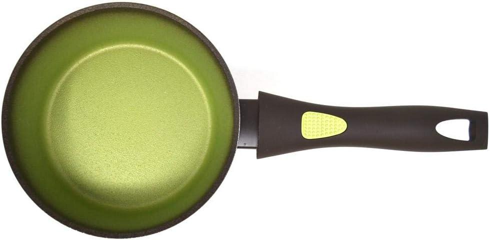 Cazo Amercook Avocado con tapa 18 cm