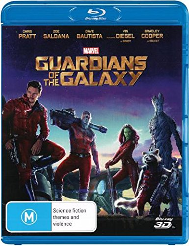 Guardians of the Galaxy (3D Blu-ray) Blu-ray