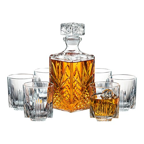Bourbon Decanter - 2