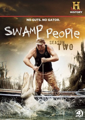 Swamp People: Season 2 (4pc) [DVD] [Region 1] [NTSC] [US Import]
