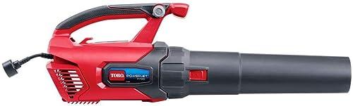 Toro PowerJet F700 140 MPH 725 CFM 12 Amp Electric Handheld Leaf Blower