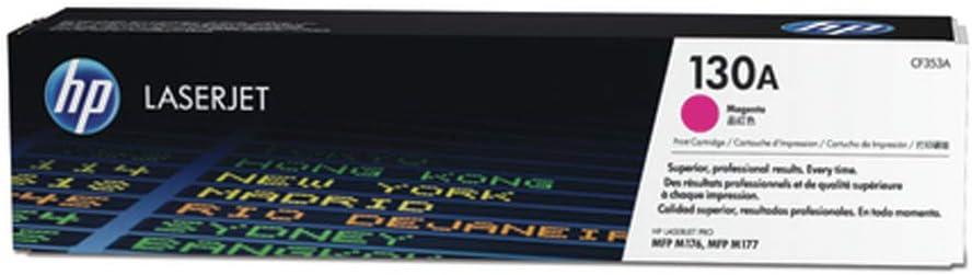 HP 130A | CF353A | Toner Cartridge | Magenta