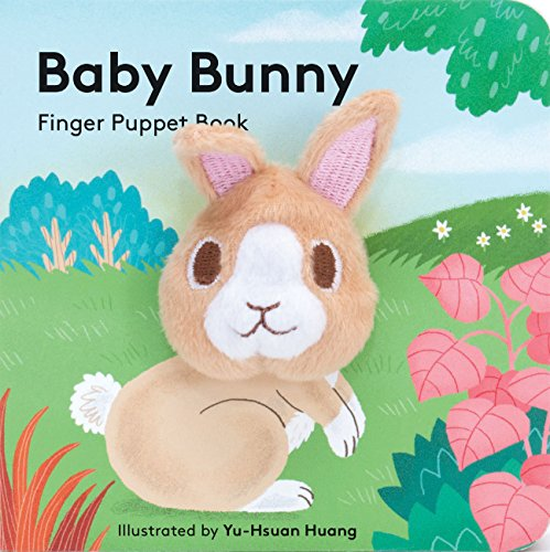 Easter Bunny Puppet (Baby Bunny: Finger Puppet Book)