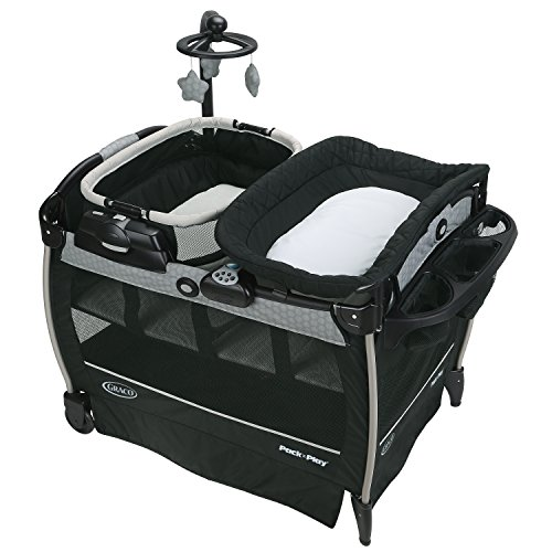 Graco Pack n Play Nearby Napper Playard, Davis