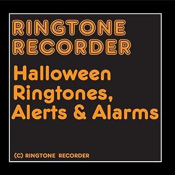 Ringtone Recorder - Halloween Ringtones, Alerts & Alarms ...
