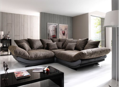 Big Sofa Rose Mega Sofa Von New Look Amazon De Kuche Haushalt