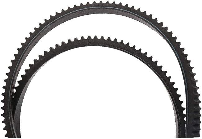 Exmark OEM Replacemenet Belt 1-653163,103-4760,653163 Cogged V-Belt 1//2x52 1//4