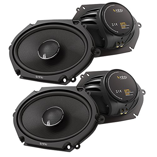 2x-infinity-kappa-68211cf-6-x-8-5-x-7-2-way-kappa-series-coaxial-car-speakers