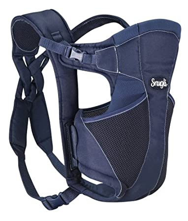snugli soft baby carrier