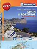 Spain & Portugal 2017 (Michelin Tourist and Motoring Atlases)