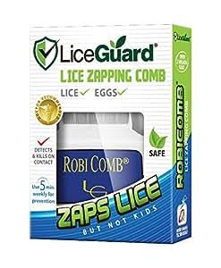 LiceGuard RobiComb - Lice-Zapping Comb