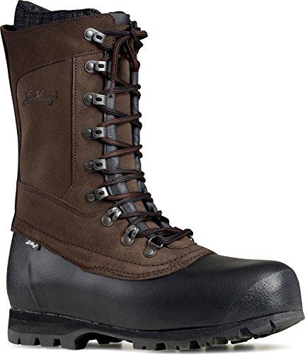 Herren Polar Quest Boot brown-black