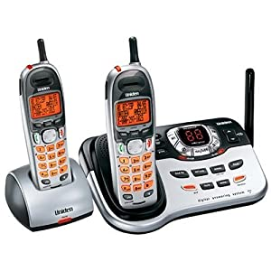 uniden 5.8 ghz digital answering system manual