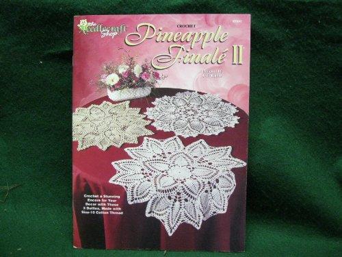 Pineapple Finale II (Crochet) (981041) (Crochet Pineapple)