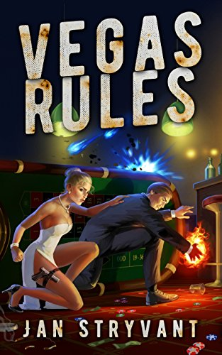 Vegas Rules (The Valens Legacy Book 7) cover
