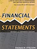 img - for Financial Statements by Thomas R. Ittelson (2011-03-01) book / textbook / text book