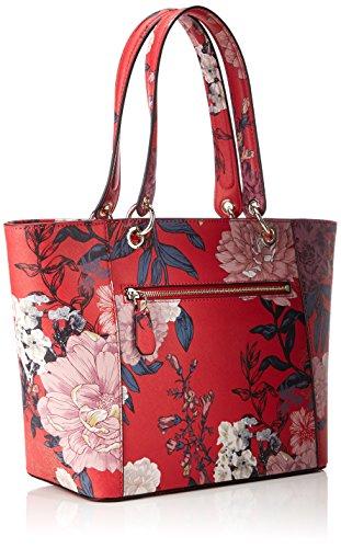 x H Sacs Hobo 5x42 Red Floral 15x26 femme portés W cm Guess épaule Floral Bags Red L Multicolore Multicolore 6WpnFO