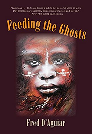 book cover of Feeding the Ghosts