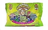 sour candy mix - Warheads Pucker Party Mix Limited Edition