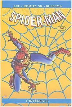 Spider-Man l'Intégrale : 1969