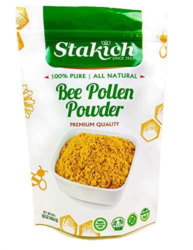 Stakich Bee Pollen Powder