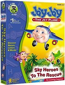 Amazon Com Jay Jay The Jet Plane Sky Heroes To The Rescue Pc
