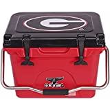 ORCA 20 Cooler University of Georgia, Red/Black