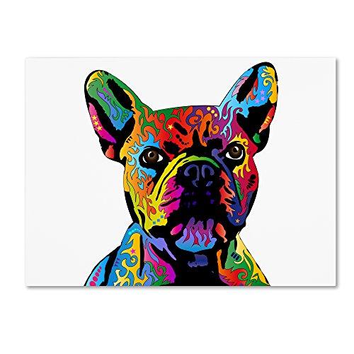 french bulldog art - 9
