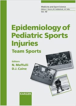 Como Descargar De Mejortorrent Epidemiology Of Pediatric Sports Injuries: Team Sports: 49 Epub Gratis